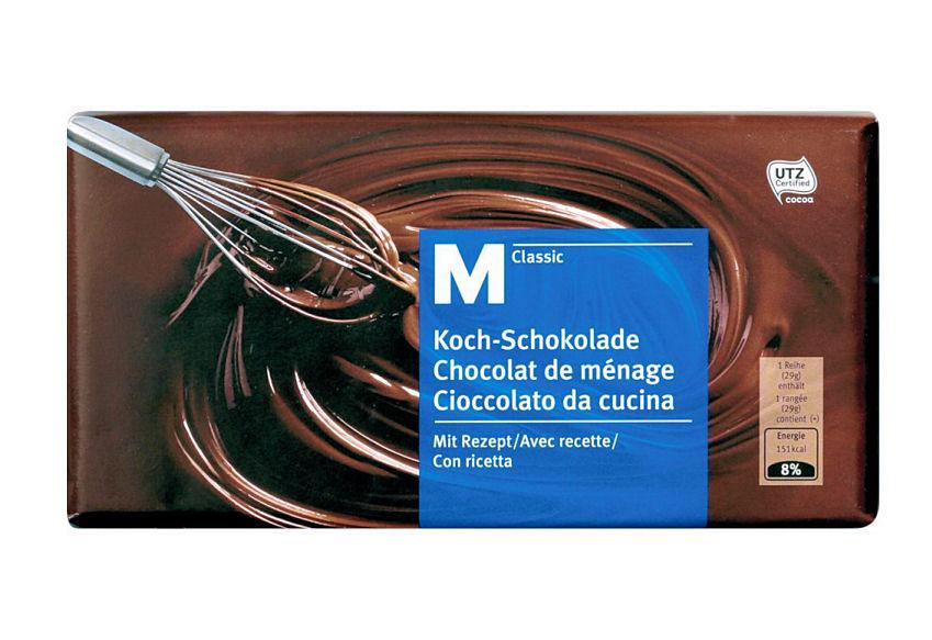 Kochschokolade