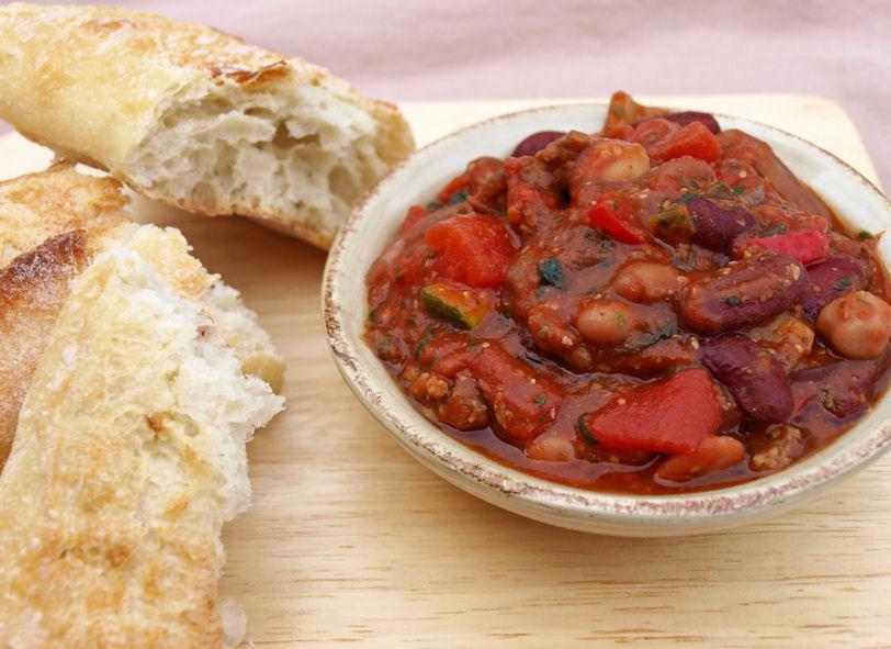 Chili Con Carne Fleisch Definition Warenkunde Lebensmittelkunde