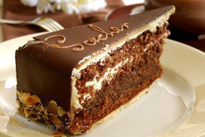 Sacher Cake Recipe Original